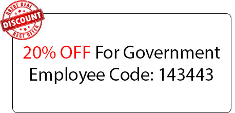 Government Employee Coupon - Locksmith at Orland Park, IL - Orland Park Illinois Locksmith